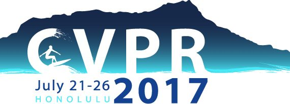 Computer Vision and Pattern Recognition 2017(CVPR2017)