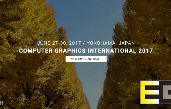 Computer Graphics International 2017(CGI 2017)