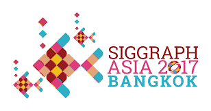 The 10th ACM SIGGRAPH Conference and Exhibition on Computer Graphics and Interactive Techniques in Asia (Siggraph Asia 2017)