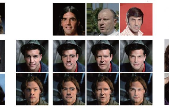 FSNet: An Identity-aware Generative Model for Image-based Face Swapping