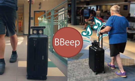 BBeep:歩行者との衝突予測に基づく警告音を用いた視覚障害者のための衝突回避支援システム