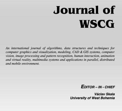 Journal of WSCG