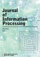 Journal of Information Processing