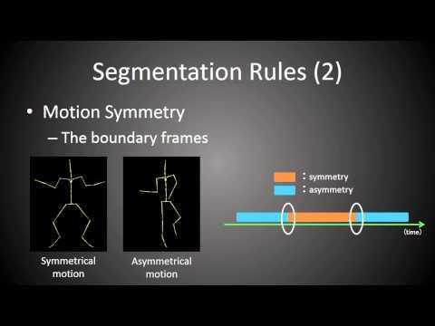 Dance Motion Segmentation method Based on Chareographics Primitives 【VISIGRAPP2015】